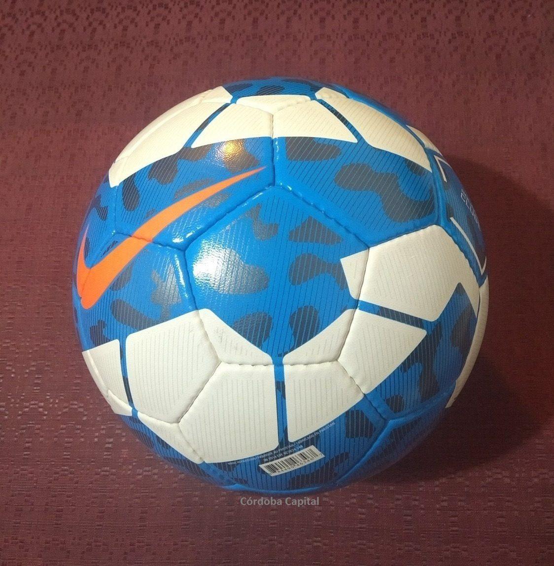 5dbf5147a1 pelota futbol sala nike rolinho (azul) medio pique futsal. Cargando zoom.