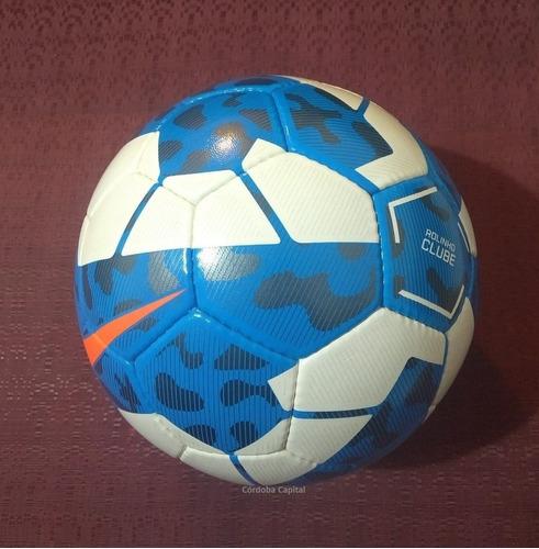 8222d38e94 Pelota Futbol Sala Nike Rolinho (azul) Medio Pique Futsal -   3.200 ...