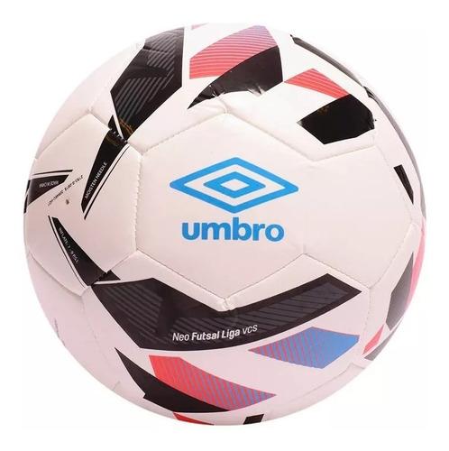 pelota futbol sala umbro neo futsal liga vcs medio pique n°4