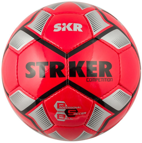 pelota futbol striker competition n 5 campo pvc cesped
