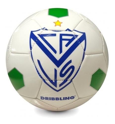 pelota futbol velez sarsfield n° 5 drb niño infantil oficial