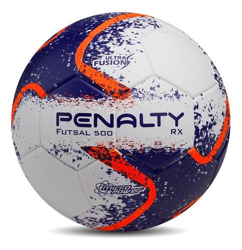 pelota fútsal n°4 penalty mod. rx 500 r2 medio pique