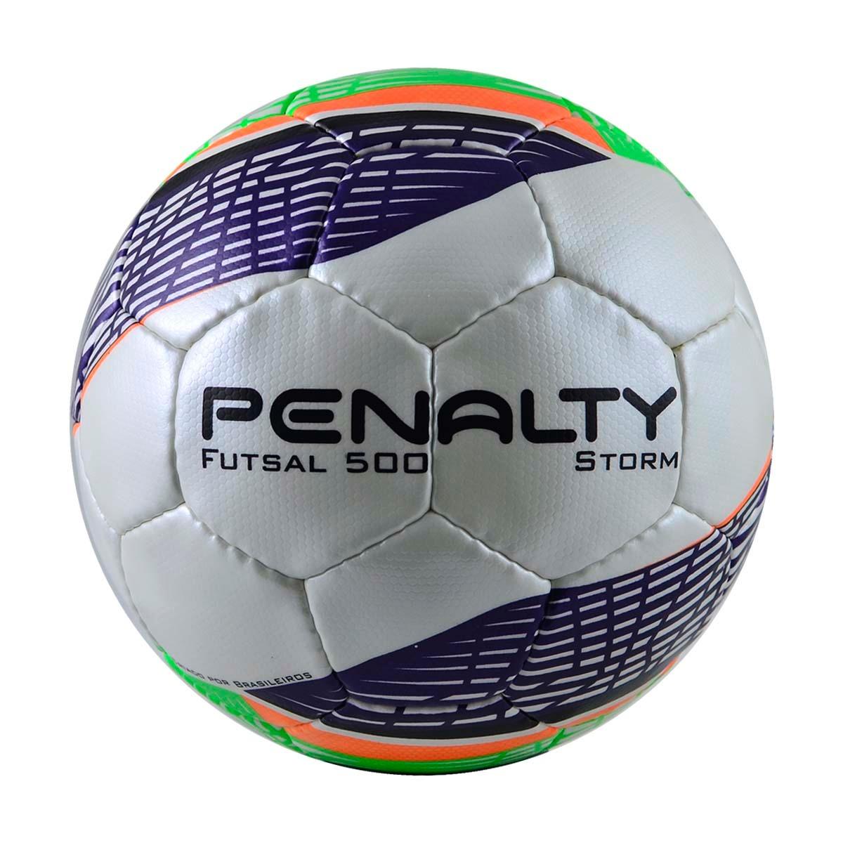 pelota futsal penalty 500 storm nº 4. Cargando zoom. 6f708955938ff