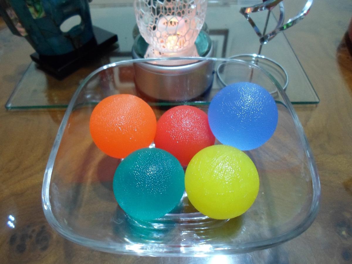 82f64543f91c5 pelota gel masaje ejercicio rehabilitación manos antiestres. Cargando zoom.