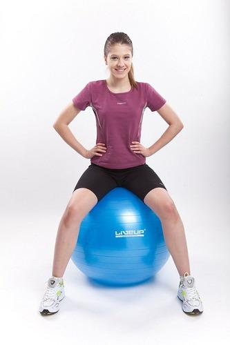 pelota gimnasio bobath pilates yoga 75 cm con bomba