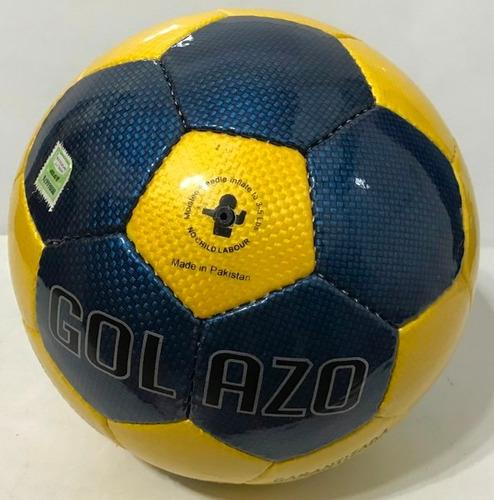 pelota golazo de lujo numero 5 varios colores lalo fdf303