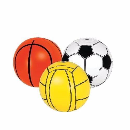 3bc93d88 Pelota Inflable Deportes 40cm Jilong - Oferta - 05914 - $ 71,92 en Mercado  Libre