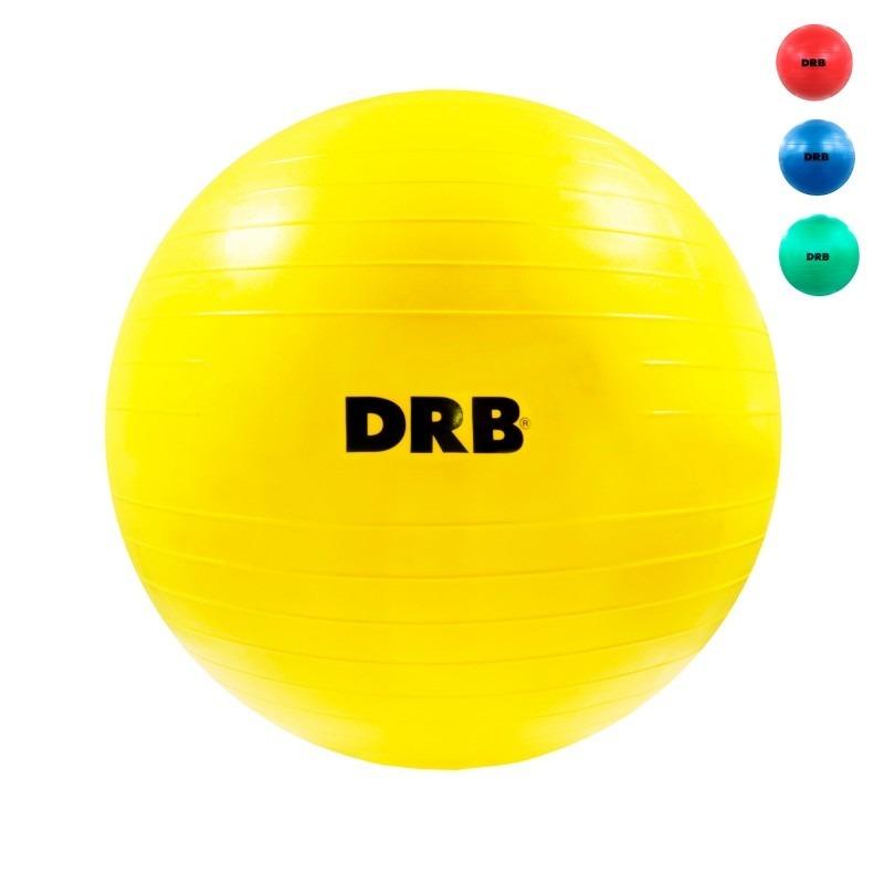 pelota + inflador esferodinamia pilates yoga gym ball 55 cm. Cargando zoom. db1d6c674f8a