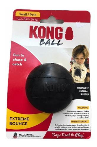 pelota kong ball small petit 16 kg perros juguetes mascotas