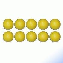 pelota maciza para futbolito