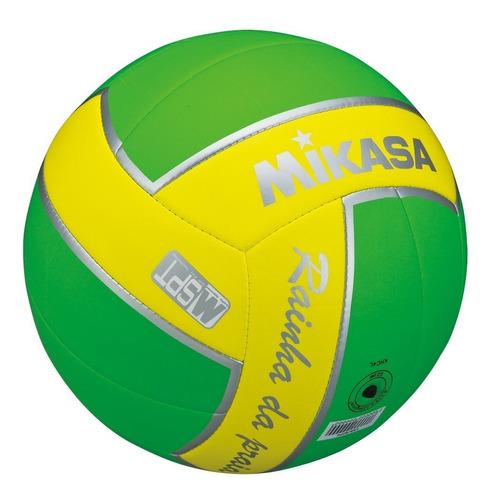 pelota mikasa beach volley vxs varios colores voley cuerina