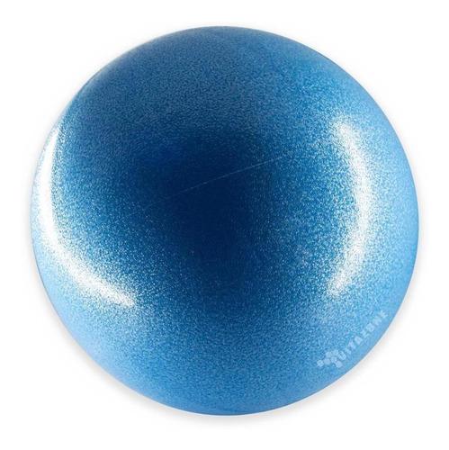 pelota mini para balance fitness pilates yoga 25 cm pvc