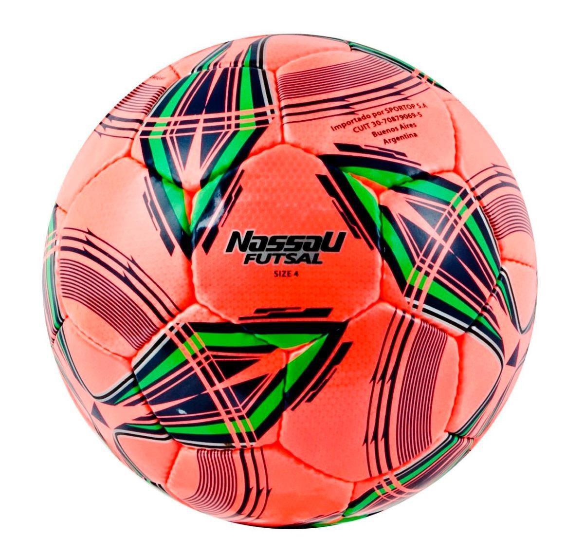 Pelota Nassau Futsal Ixion Fútbol 5 Papi N°4 Baby Sala Salon ... 492168584eae4