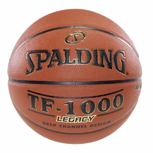 pelota nba spalding basquet tf1000 cuero basket n°7 original