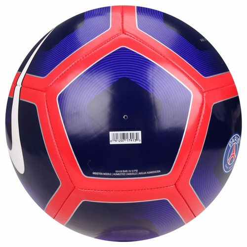 Pelota Nike Paris Saint Germain Supporters 2017 - Azul-marin -   849 ... a2dccd166d316