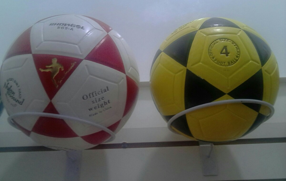 pelota para futbol cuero pu vulcanizado showgol   4 y   5. Cargando zoom. f914713310a86