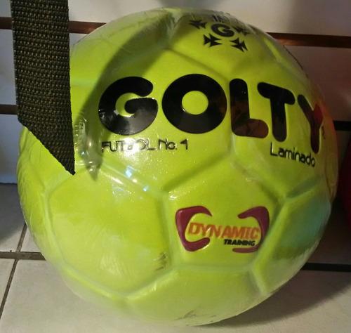 pelota para fútbol no 4 laminado deportes