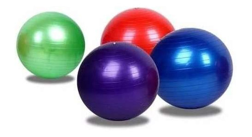 pelota para gymnasia pilates yoga gymball de 65 y 75 cm.