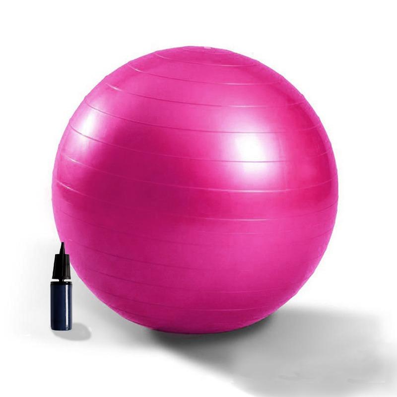 Pelota Pilates 55 Cm Anti-estallidos Yoga Fitness -   159.00 en ... 75484357a9fa