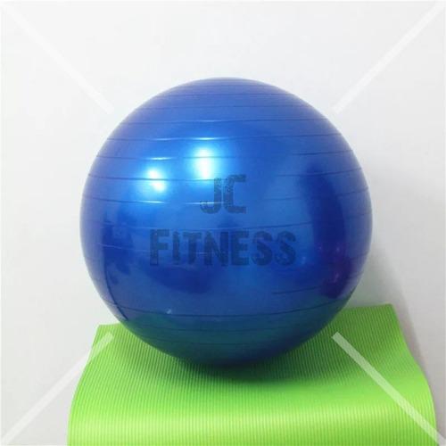 pelota pilates 75cm+ inflador- boleta