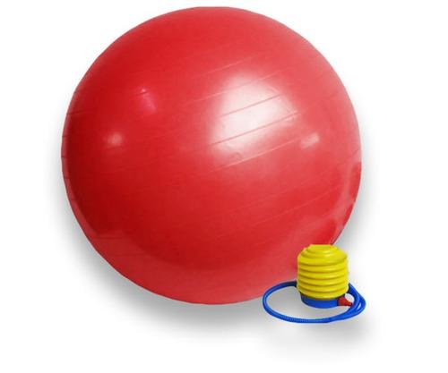 pelota pilates esferodinamia 85 cm yoga fitness gym inflador