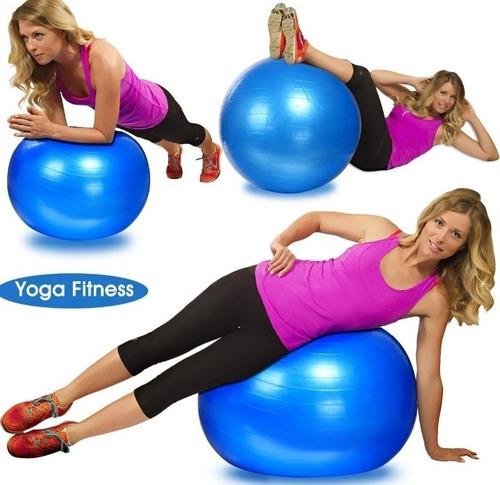 pelota pilates estimulación terapia gimnasio 65,75,85cm