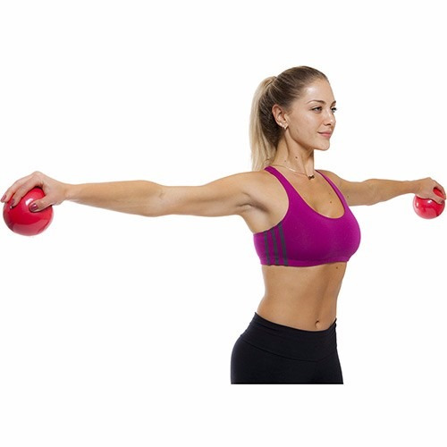 pelota pilates, yoga, fitness,