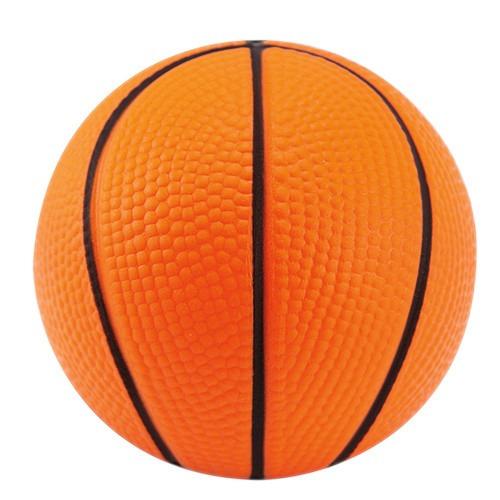pelota promocional anti-stress basketball