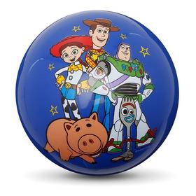 Pelota Recreativa Toy Story Personajes Azul