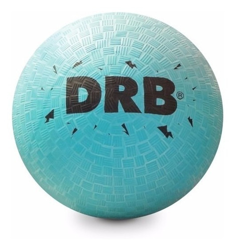 pelota ritmica deportiva gym multiuso drb texturada 16-18 cm