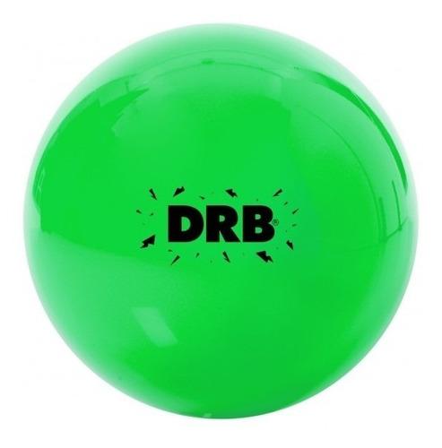 pelota ritmica drb gimnasia deportiva pvc brilloso 16-18 cm