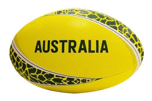 pelota rugby deportes