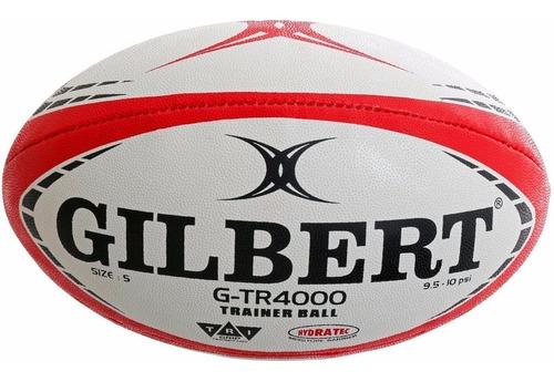 pelota rugby gilbert g-tr4000 nº5 olivos