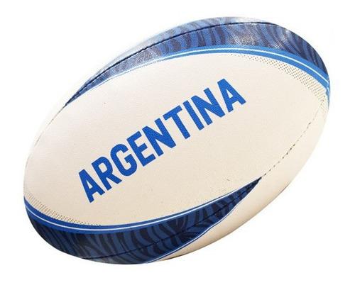 pelota rugby nº 5 drb paises - estación deportes olivos
