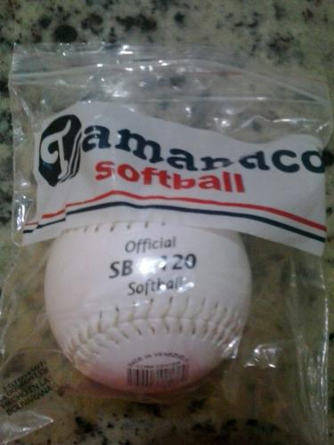 pelota sotball tamanaco  sb-120