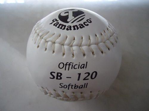 pelota tamanaco softball sb-120