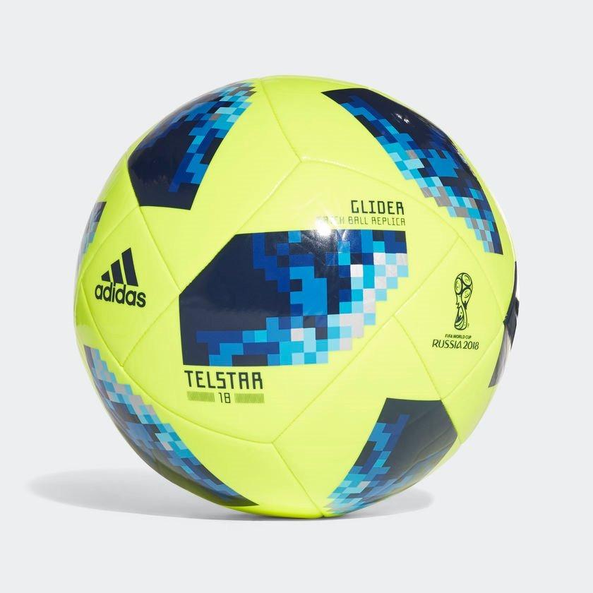 65c356f7c7a6a pelota telstar adidas glider mundial rusia 2018. Cargando zoom.