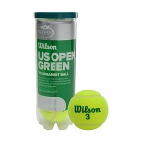 Open 100Original Pelota Tenis Us Green Wilson iZPXTuOwk