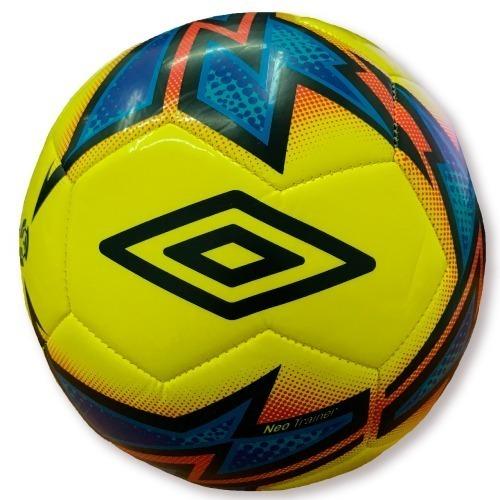 13a426afc329d Pelota Umbro Nº 5 Neo Trainer Af Fútbol Campo Para Cancha 11 -   499 ...