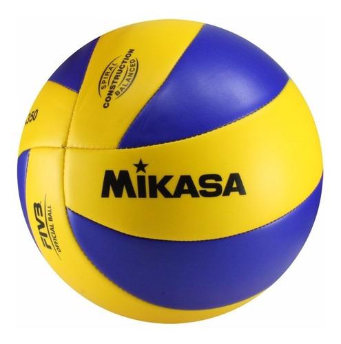 pelota voley mikasa mva350 original volley reglamentaria