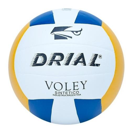 pelota voley numero 5 sintetico drial beach volley playa