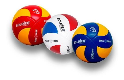 pelota voley volley boldier pmf300 oficial voleibol balon