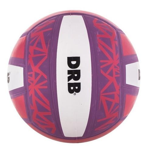 pelota volley goma drb tricolor beach voley dribbling n° 5