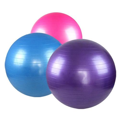 pelota yoga esferodinamia 65 cm gym pilates ball importada