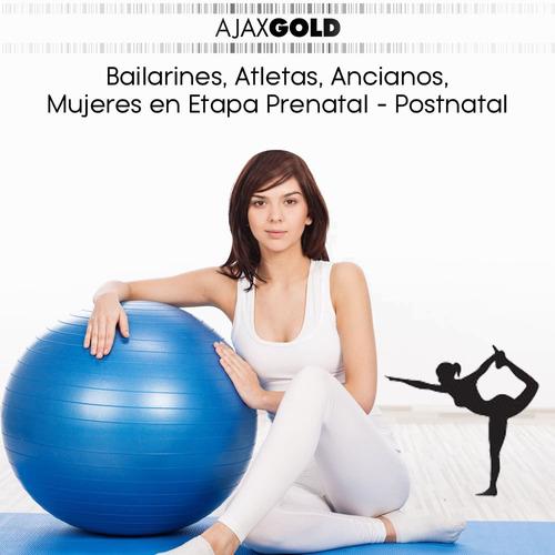 pelota yoga esferodinamia suiza 65 cm gym pilates ball 2019