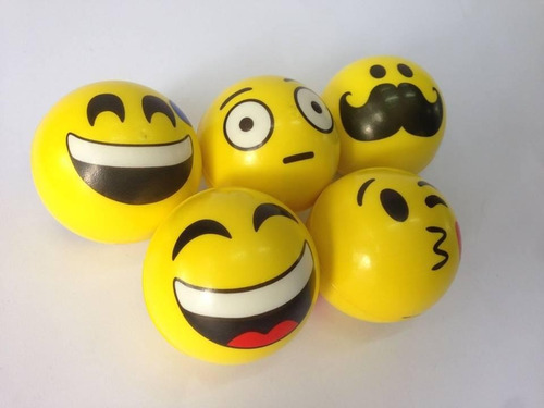 pelotas antiestress emoji