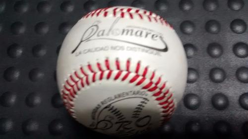 pelotas beisbol infantil dura proline piel docena oficial