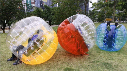 pelotas de aire (bumper ball - arriendo)