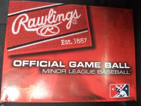 Pelotas De Beisbol Rawlings Letra Azul