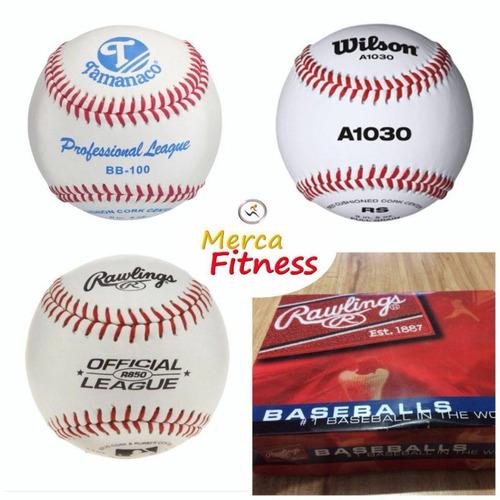 pelotas de beisbol tamanaco wilson rawling y mas